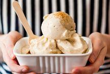 recepty domácí zmrzlina