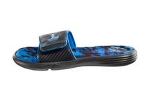 Men,Footwear,Sandal,Slide,Velcro