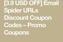 Email Spider URLs