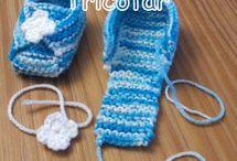 tricot para bebe