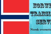 Norwegian Translation Services provider / Professional Norwegian Document Translations. TridIndia Translations Services provider multiple language translation services in India and across the world.