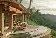 Deuren en luxe Bali hotels