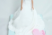 Doll dress cake★