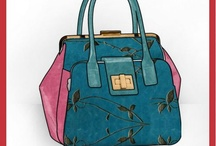 Braccialini Contest, my creation, do you like? / My bag for Braccialini
