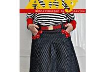 - Femme : jupe, pantalons