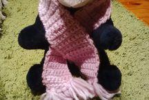 My textile crafts