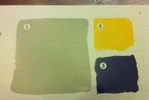 color schemes / by Betty Bourdeaux-Howard