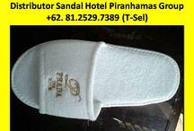 Jual Sandal Hotel Piranhamas Group +62- 81.2529.7389 (T-sel) / Jual Sandal Hotel di Surabaya,Jual Sandal Hotel Surabaya  Kami adalah Supplier amenities hotel di Indonesia yang mendistribusikan dan mensupplai semua keperluan Amenities hotel PESAN SEKARANG JUGA, Hubungi Customer Service Representatif kami : (Call / SMS / WhatsApp) :  +62-81.2529.7389 (Simpati) Alamat : JL. Piranha Atas V / 01, Tunjung Sekar, Malang Telp Kantor : 0341 - 547.5454 Email : Silvi_eko@yahoo.co.id Website : www.piranhamasgroup.com Upload By : L.A. Mahendra