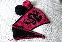 Knit or crochet  / by Amanda Dominy