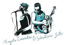 Angela Esmeralda & Sebastiano Lillo - Songwriters