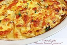 firinda patates
