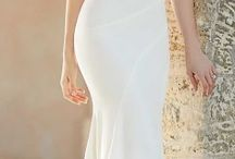 Wedding gowns - casual