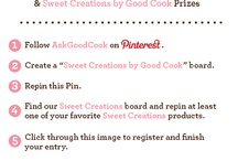 sweet creations by good cook