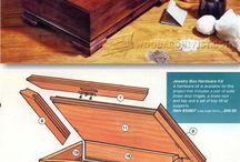 projecten houtbewerking