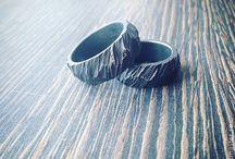 Фактурные кольца | Texture wedding rings / Обручальные и парные кольца с  самой разной фактурой. Всё разнообразие текстур поверхности колец от мягкой сатиновой до грубой. | Wedding texture rings.