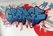GRAFFİTİ