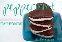 Keto fat bombs