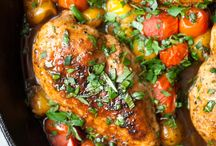 CHICKEN RECIPES / Chicken recipes I love and want to try