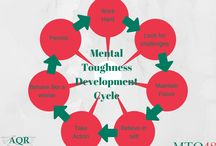 Mental Toughness Development / Mental Toughness describes the mind-set that every person adopts in everything they do. It is closely related to qualities such as character, resilience, grit, etc. Drop an email at claudine@aqr.co.uk to join this board.