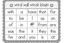 Sight Words / by Kaylee's Education Studio