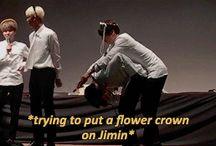 BTS - Jin x Jimin