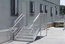 ADA Stair and Step Systems / OSHA, IBC ADA Stair and Step Systems