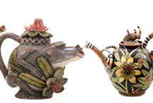 Ceramic tea sets / Love tea?