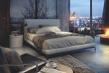 Headboard / Bedroom