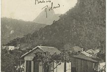 Rio postais antigos / Selecao de cartoes postais do Rio antigo