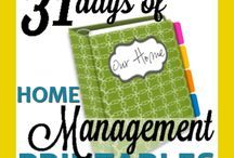 Home Management Binder / by Kayla Peterson