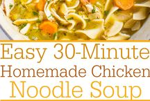 Soup Chicken Yummy