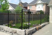 Ornamental Iron Panels / Roma Fence iron fences