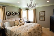 Master bedroom  / by Elizabeth Bucher