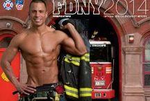 2014 OFFICIAL FDNY Calendar
