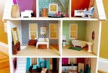 Dollhouses- ideias