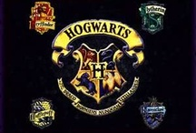 Harry Potter / by Anne Hufflepuff