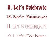 Kid's Parties / Kid's Party Ideas