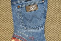 Jeans Reloved / by Jackie