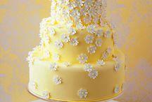 Wedding Cakes & Dresses