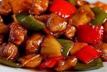 Mäso na thajský spisob