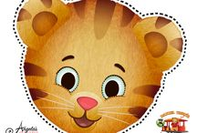 Daniel Tiger's Neighborhood / by Lyonel Lambert