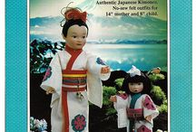 240 Dolls & Toys Crafts / Crochet, knit, sewn. Air Freshener and other Craft Dolls. Ideas & Inspiration. Patterns.