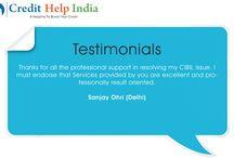 Testimonial | Credit Help India