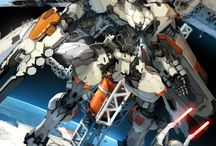 Mech Characters