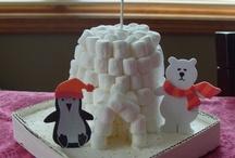 Polar Animals for Preschool / by Kim Pimental