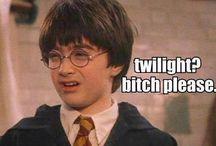 Harry Potter / Film, Kniha