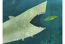 I Heart Sharks / by Shelley Castillo