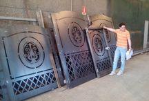gate, door