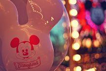 Disney Hidden Mickey's & Balloons