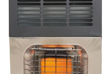 Infrared Vent Free Wall Heater / This Vent Free Infrared wall heater is perfect for supplemental heat in rooms ranging from 150 square feet to larger than 1,100 square feet. This vent free wall unit requires no electricity and has no additional accessories. This allows for efficient operation while providing an alternate heat source during power failures. This heater has ceramic plaques that heat the objects in the room while a second stainless steel front panel adds to the high end appeal of the unit.